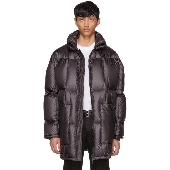 Photo: Prada Black Down Ripstop Puffer Jacket