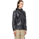 Stone Island Navy Packable Lucido-TC Jacket