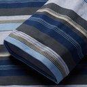 Hanro - Jolan Mercerised Striped Cotton-Jersey Pyjama Set - Storm blue