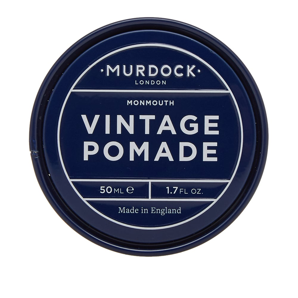 Photo: Murdock London Monmouth Vintage Pomade