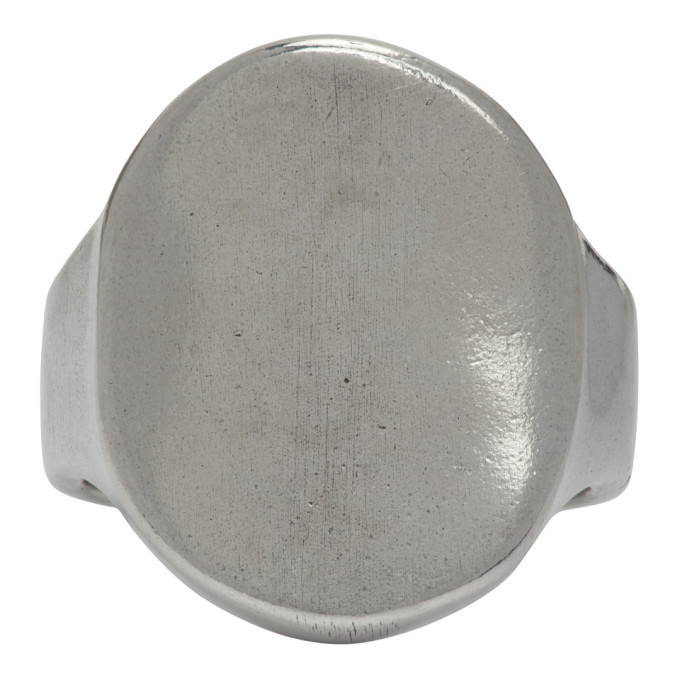 Photo: Isabel Marant Silver Coco Ring