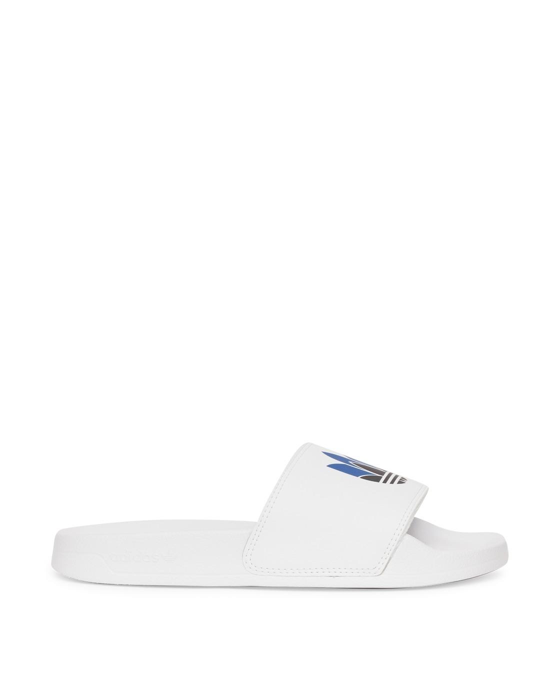 Photo: Adidas Originals Adilette Lite Slides Future White