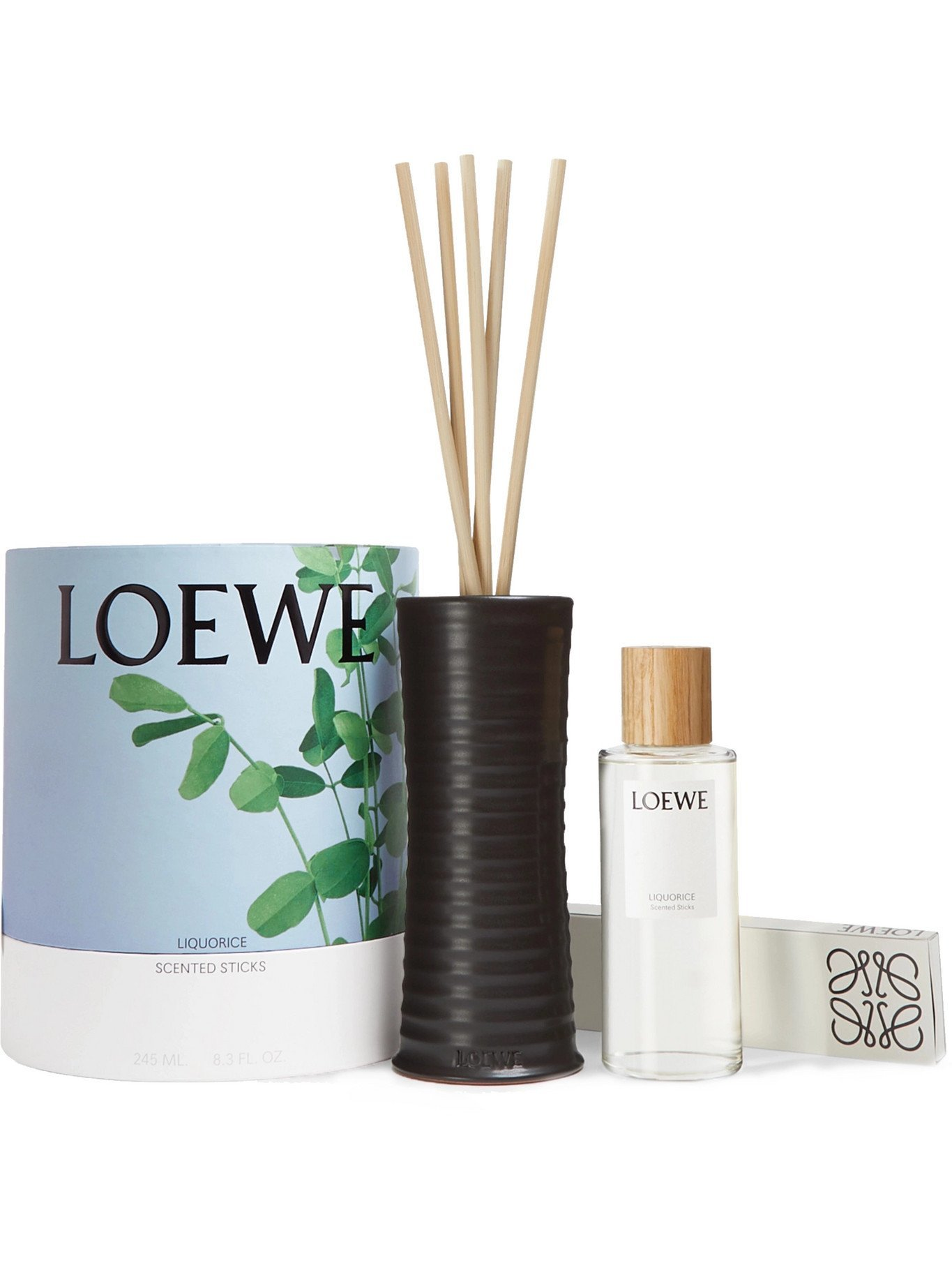 Photo: LOEWE HOME SCENTS - Liquorice Scent Diffuser, 245ml