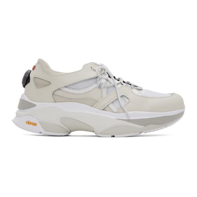 Photo: Andersson Bell White Runner Sneakers