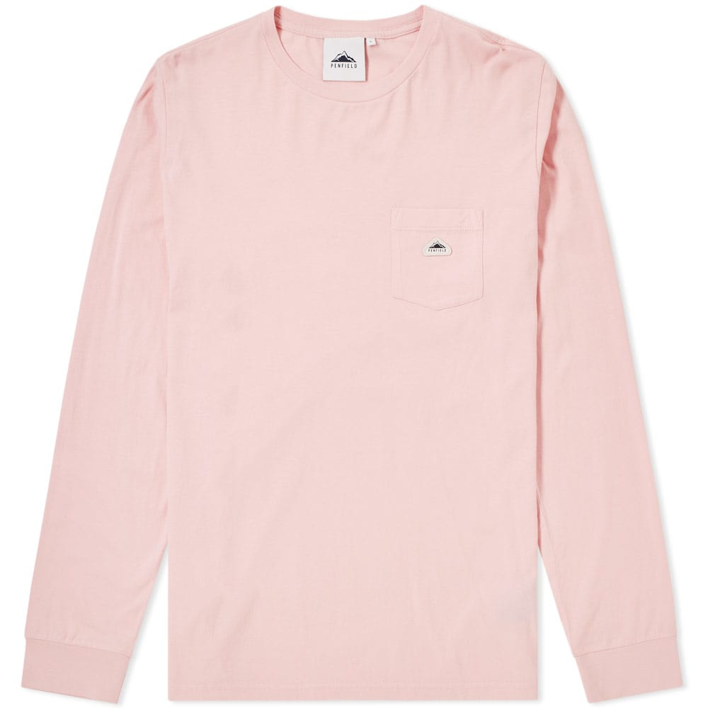 Photo: Penfield Long Sleeve Friars Pocket Tee