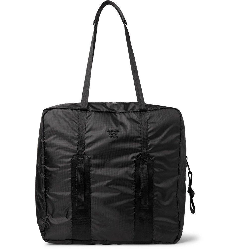 Photo: Herschel Supply Co - Studio City Pack HS7 Ripstop Tote Bag - Black