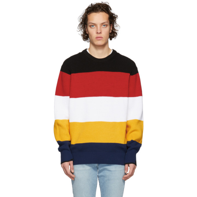 Photo: rag and bone Multicolor Kirke Sweater