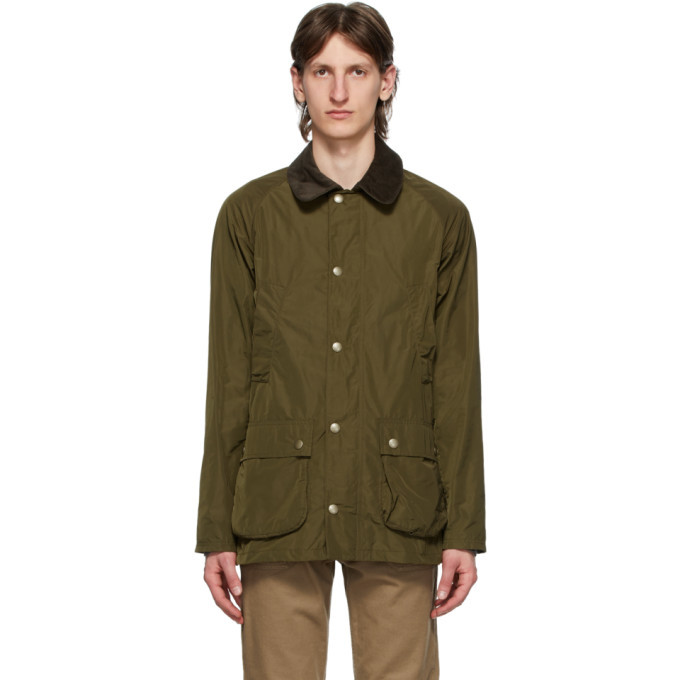 Photo: Barbour Green Bedale Casual Jacket