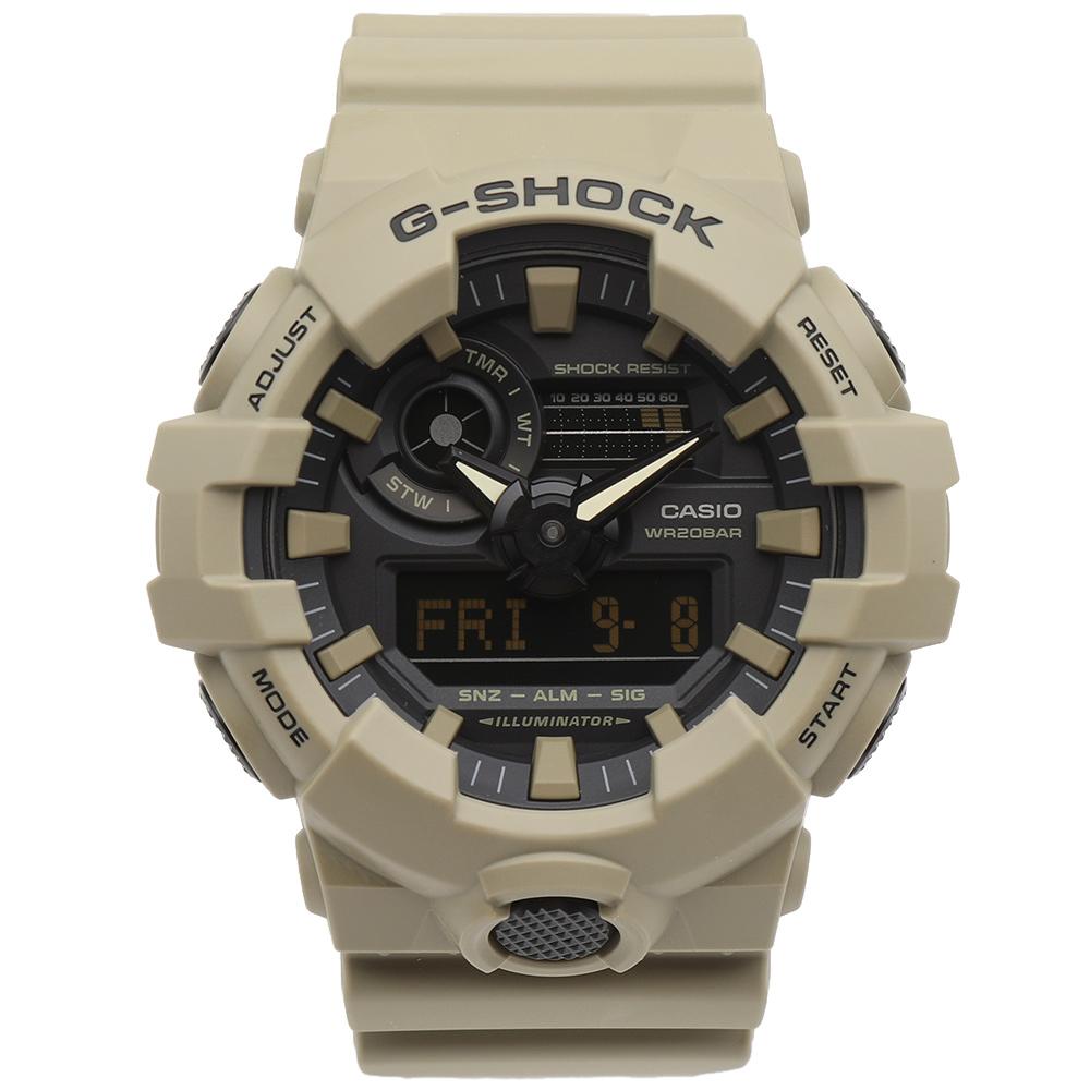 Photo: Casio G-Shock GA-700UC-5A 'Utility Colour' Watch