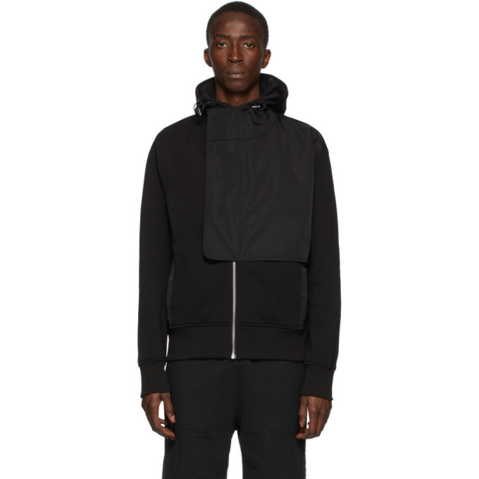 Photo: 1017 ALYX 9SM Black Storm Flap Hoodie