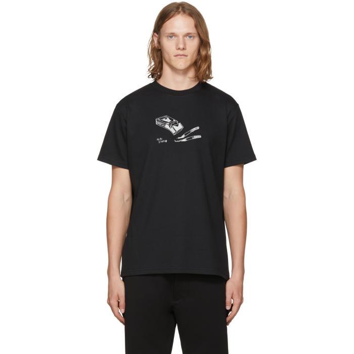 Alyx Black Beliefs In Nothing T-Shirt