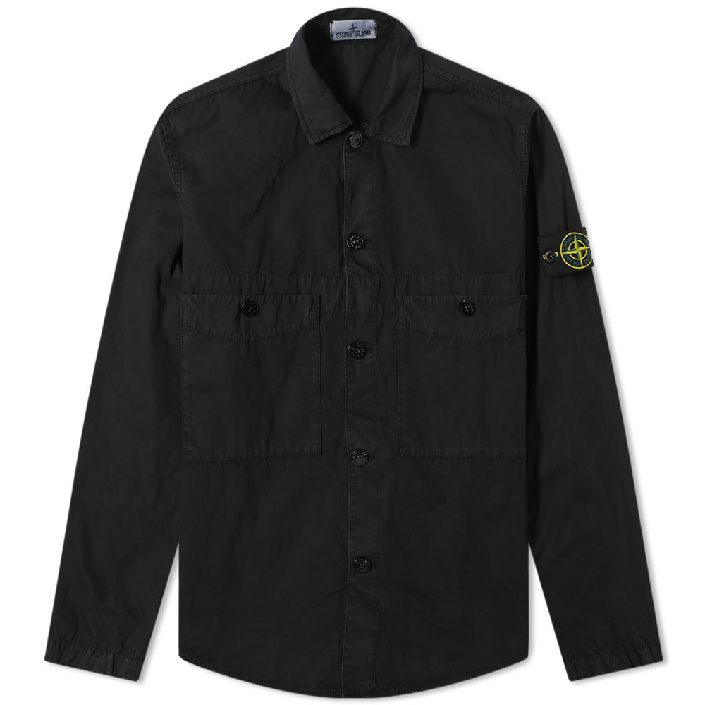 Stone Island Two Pocket Overshirt