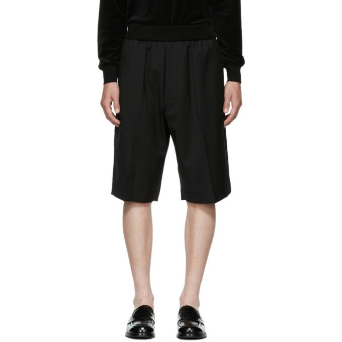 Photo: 3.1 Phillip Lim Black Tapered Shorts
