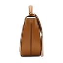 3.1 Phillip Lim Tan Hudson Top Handle Satchel Bag