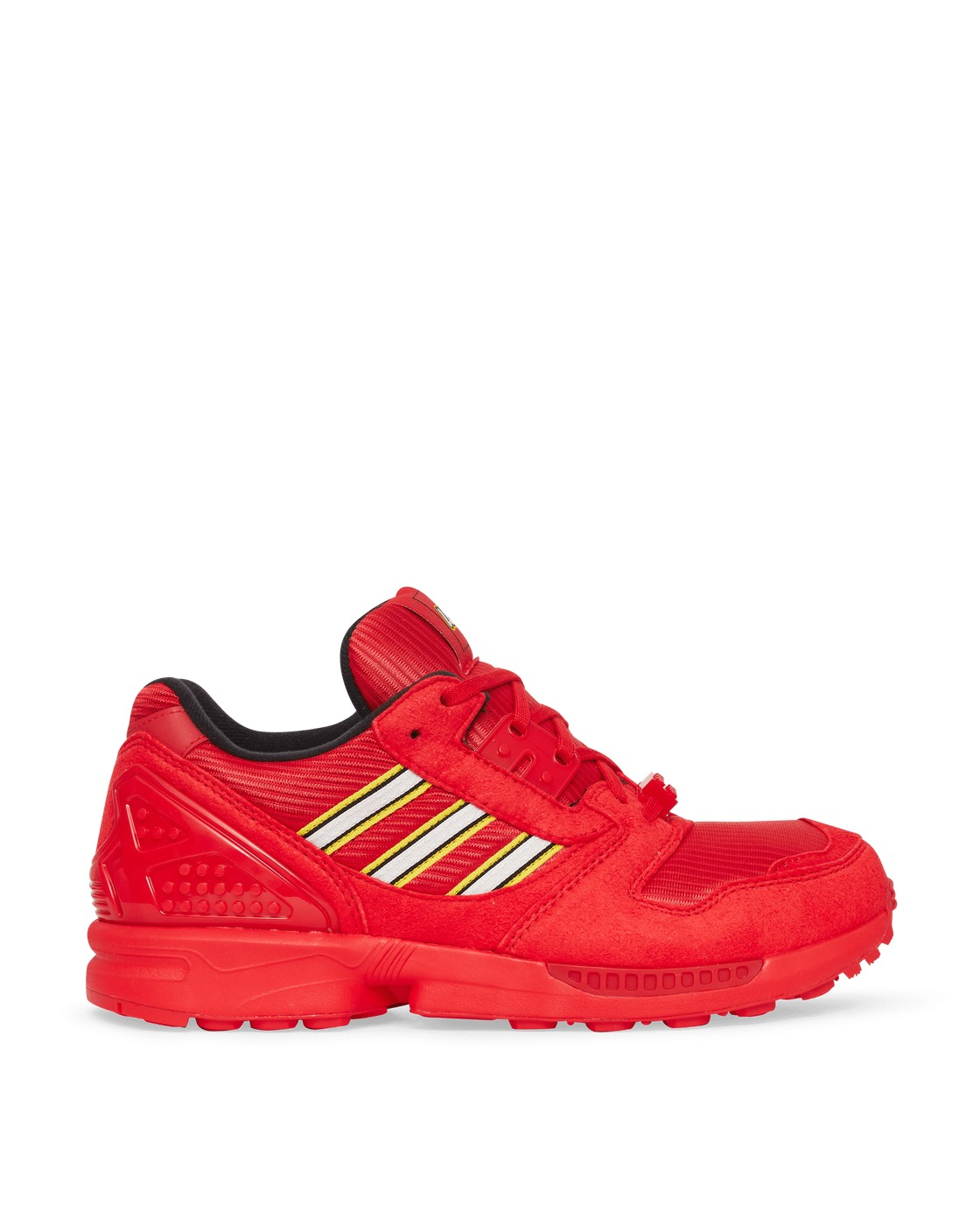 Photo: Adidas Originals Lego Zx 8000 Sneakers Active Red/Ftwr White