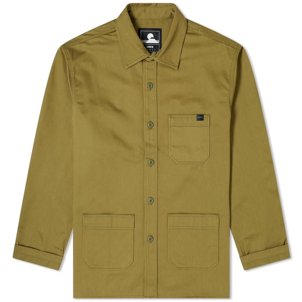 Edwin Major Overshirt