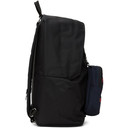 Raf Simons SSENSE Exclusive Black and Red Eastpak Edition Star Backpack