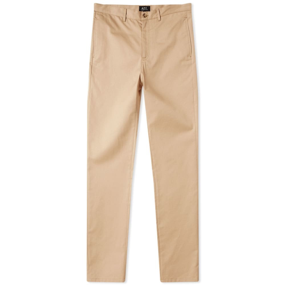 Photo: A.P.C. Classic Chino Beige Gabardine