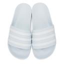 adidas Originals Blue Adilette Aqua Slides