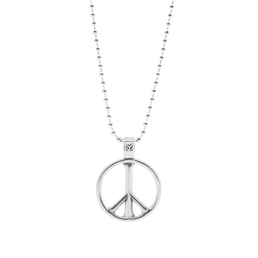 Photo: Maple Peace Pendant Necklace