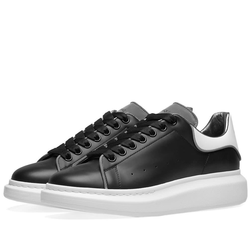 Photo: Alexander McQueen Wedge Sole Sneaker