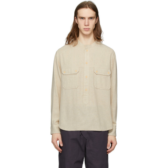 Photo: Isabel Marant Off-White Peliz Shirt