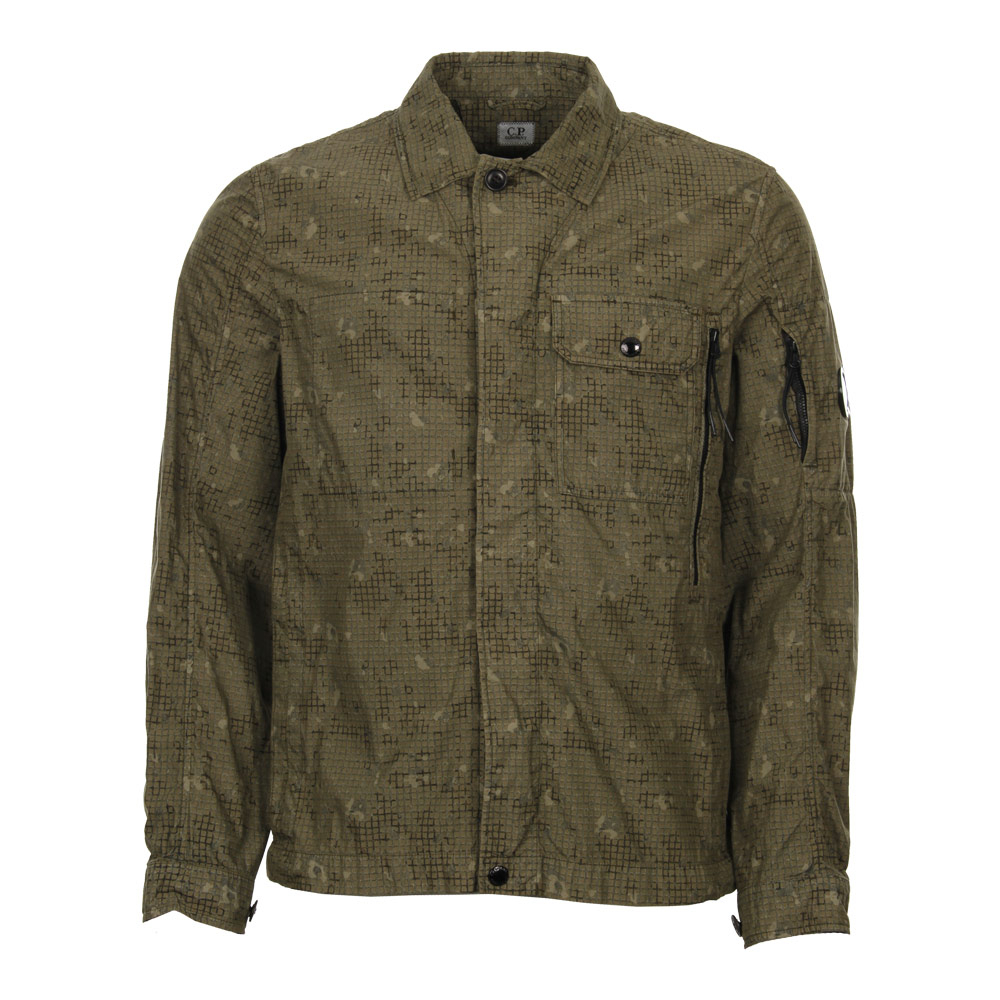 Photo: Overshirt - Dark Olive