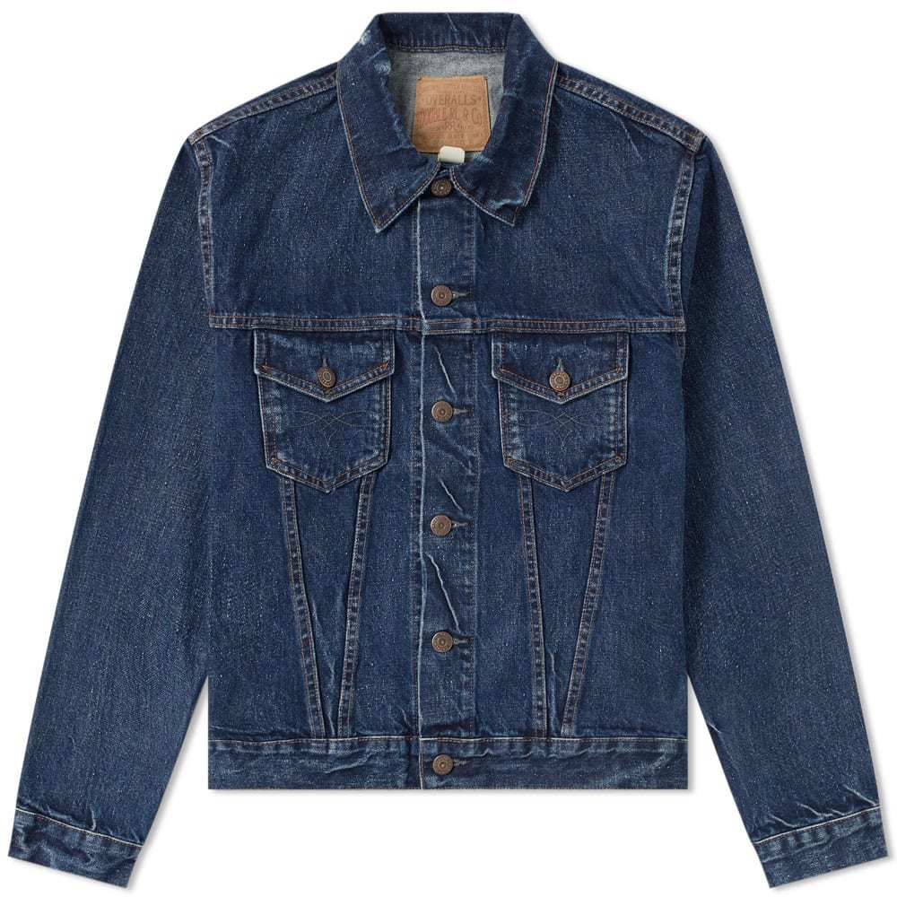 Photo: RRL 3rd Edition Denim Jacket