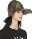 Sacai Green KAWS Edition Camo Mountain Metro Hat