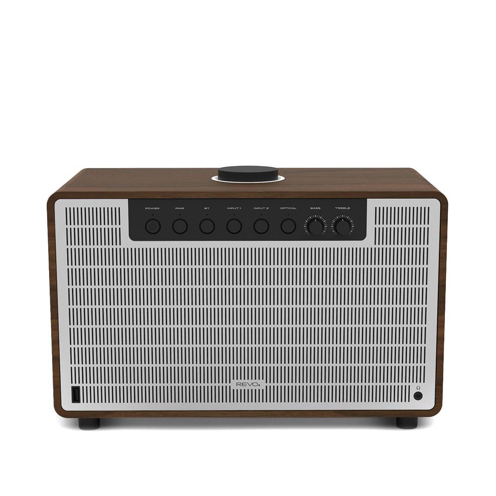 Photo: Revo Super Tone Warm Sound Bluetooth Device Speaker