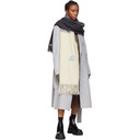 Acne Studios Grey Carice Double Coat