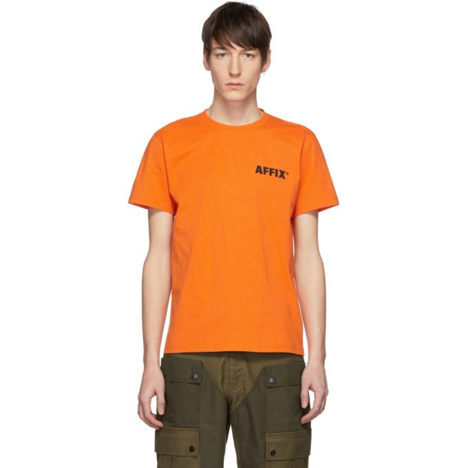 Photo: Affix Orange Purge T-Shirt