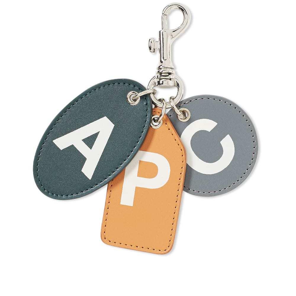 Photo: A.P.C. Louis Letters Keyring