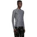 GmbH Black Chains Long Sleeve T-Shirt