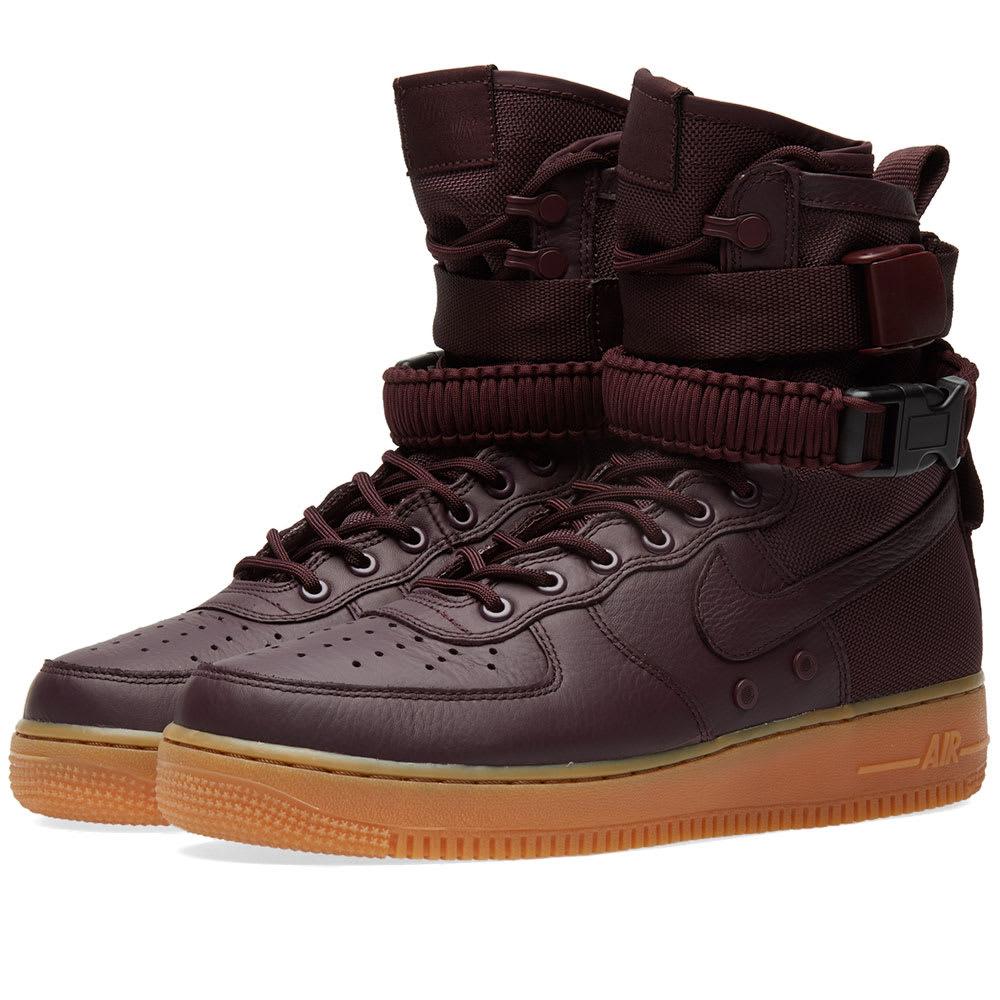 Photo: Nike SF Air Force 1 Boot