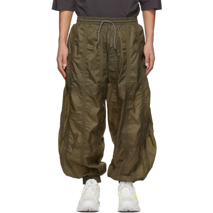 Photo: A. A. Spectrum Khaki Parachute Lounge Pants
