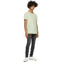 Ksubi Green Seeing Lines T-Shirt
