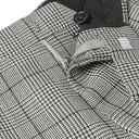 Raf Simons - Slim-Fit Prince of Wales Checked Virgin Wool and Mohair-Blend Trousers - Gray