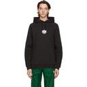 adidas Originals Black 3D Trefoil Hoodie