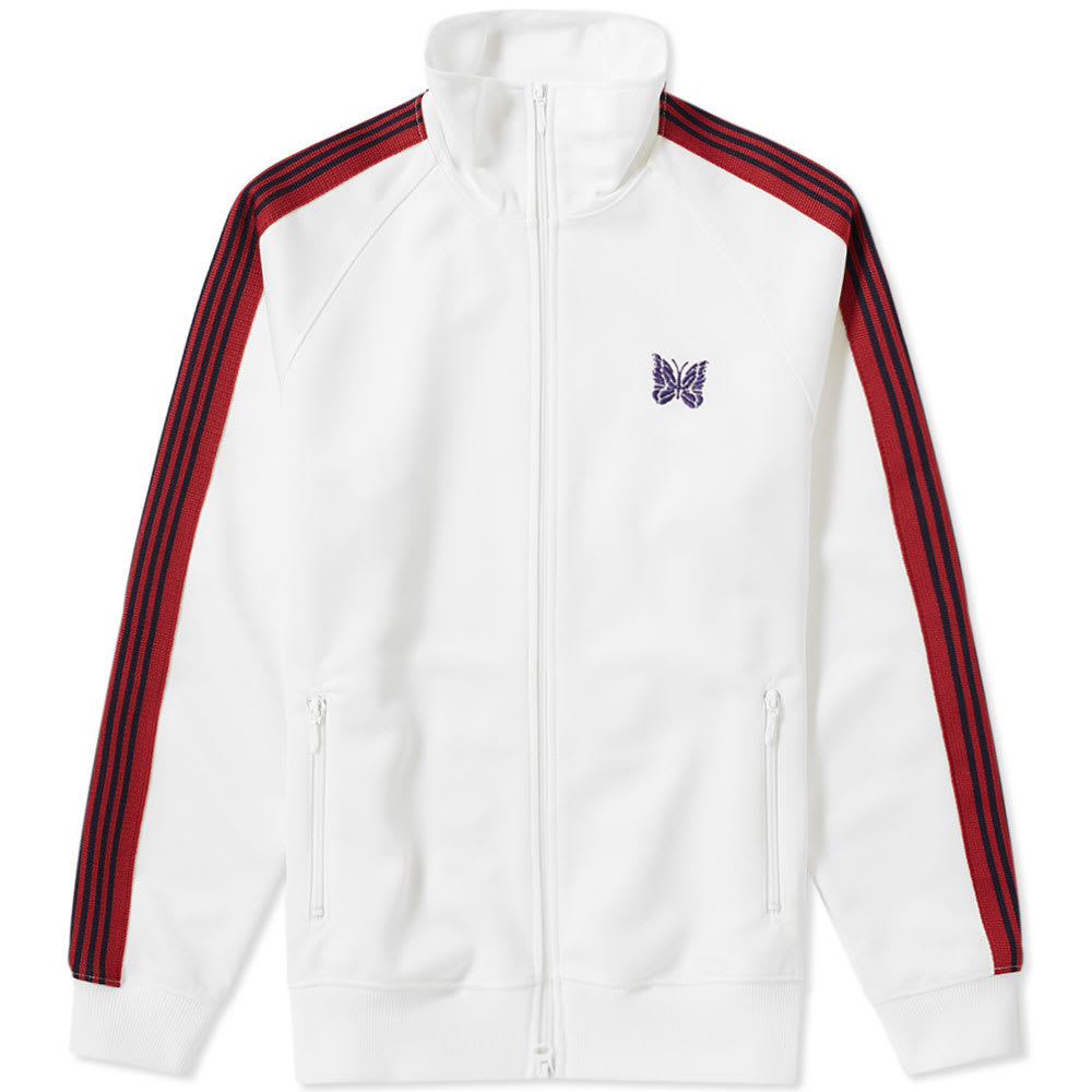 Photo: Needles Poly Track Jacket White