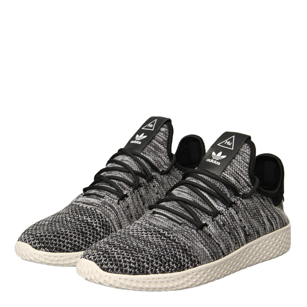 a5225c0ae Pharrell Williams Tennis HU Primeknit - White   Black   White adidas ...