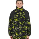 Adidas Originals Big Trefoil Printed Polar Fleece Track Top Multi
