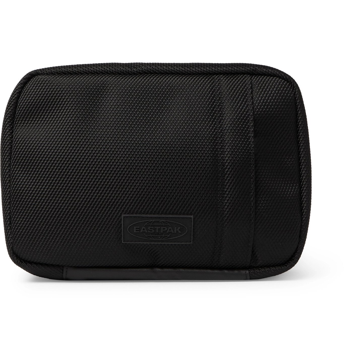 Photo: Eastpak - Logo-Appliquéd Canvas Wash Bag - Black