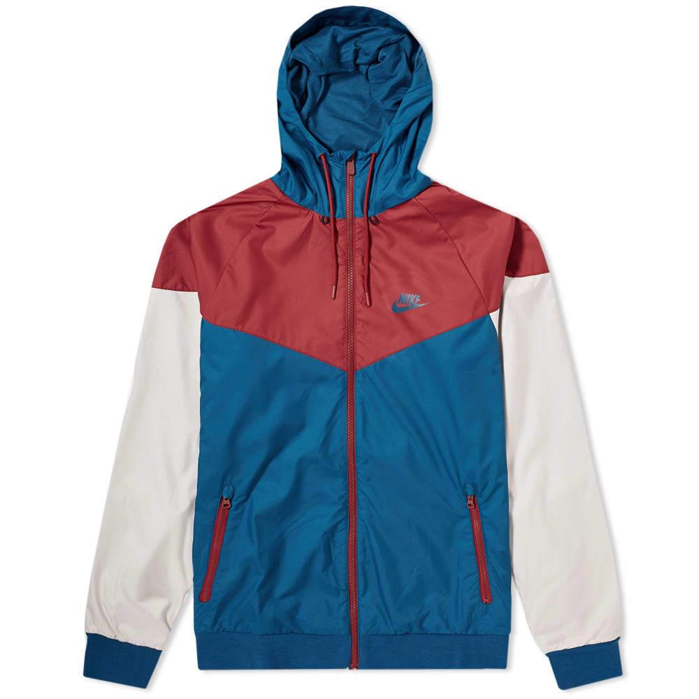 Nike Windrunner Jacket Blue Nike