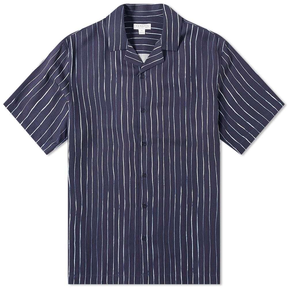 Photo: Sunspel Striped Vacation Shirt