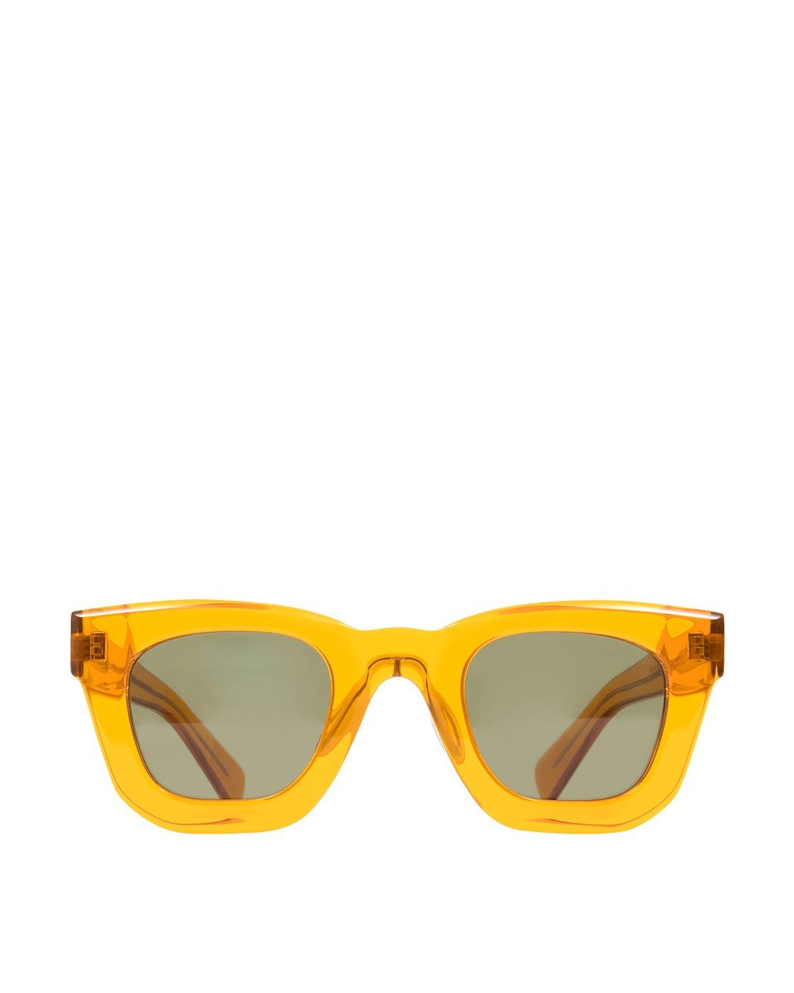Photo: Brain Dead Elia Sunglasses Orange/Black