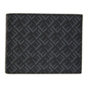 Dunhill Black Signature 8CC Billfold Wallet