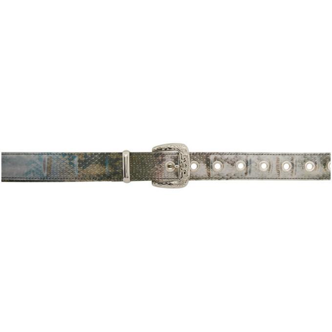 Photo: Doublet Beige Invisible Lenticular Belt