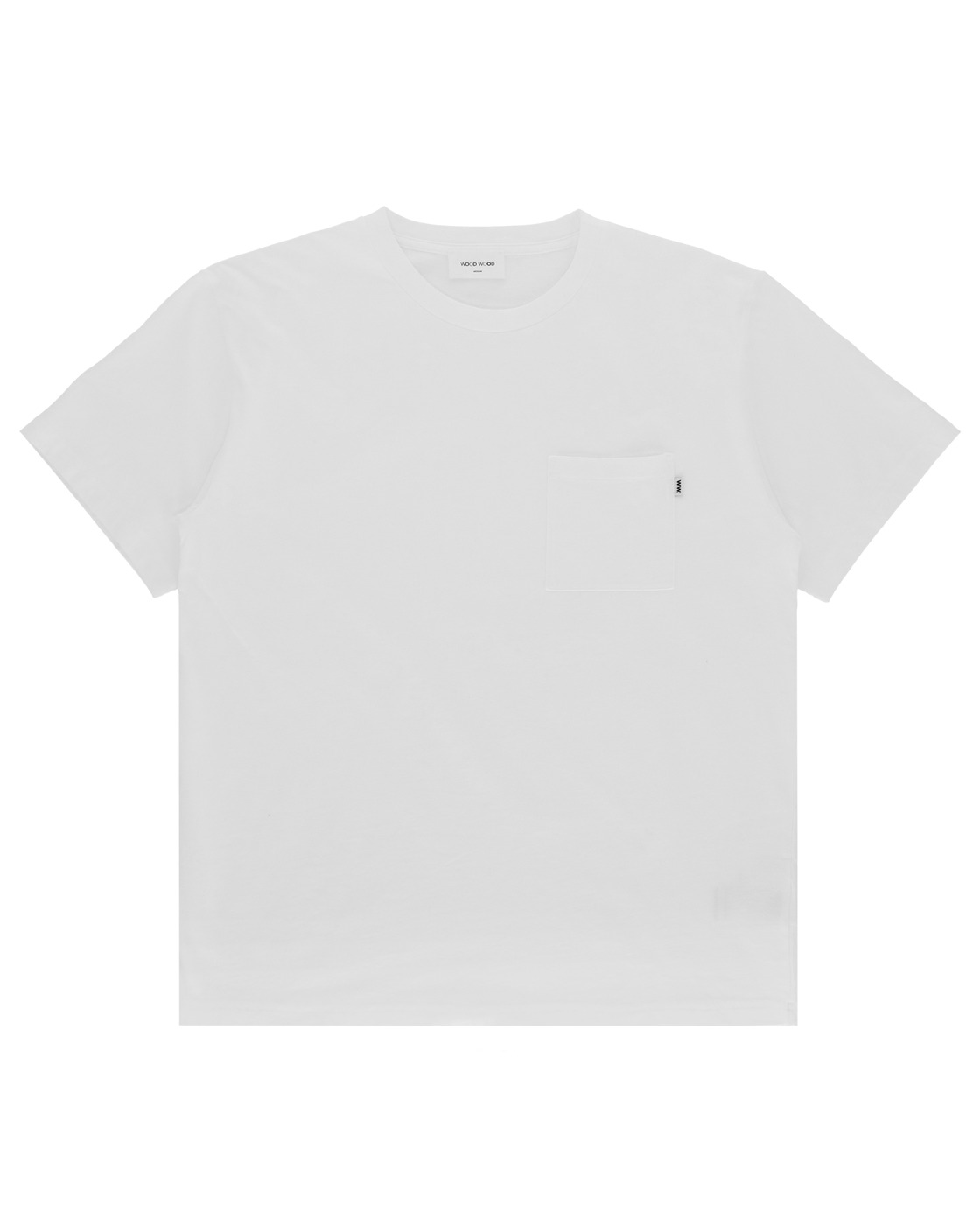 Photo: Wood Wood Bobo T Shirt Bright White