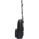 Dunhill Black Signature Sling Backpack